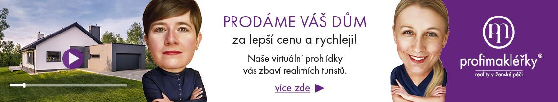 Profi makléřky banner